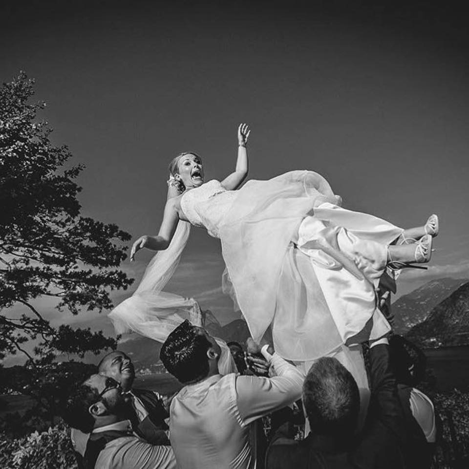 Carly & Pete Lake Como Wedding – Villa Balbianello