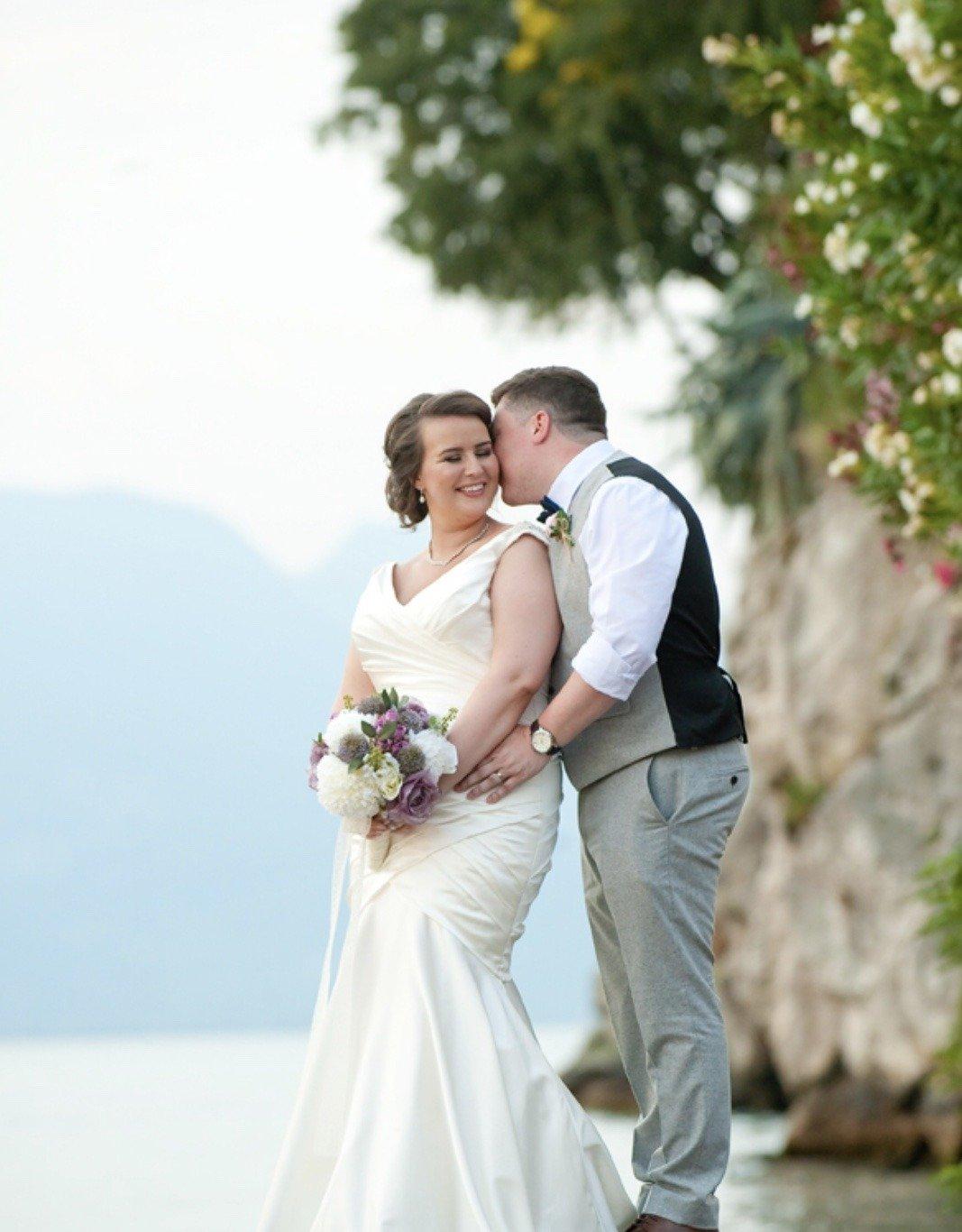 Patricia & John's Lake Garda wedding – Malcesine