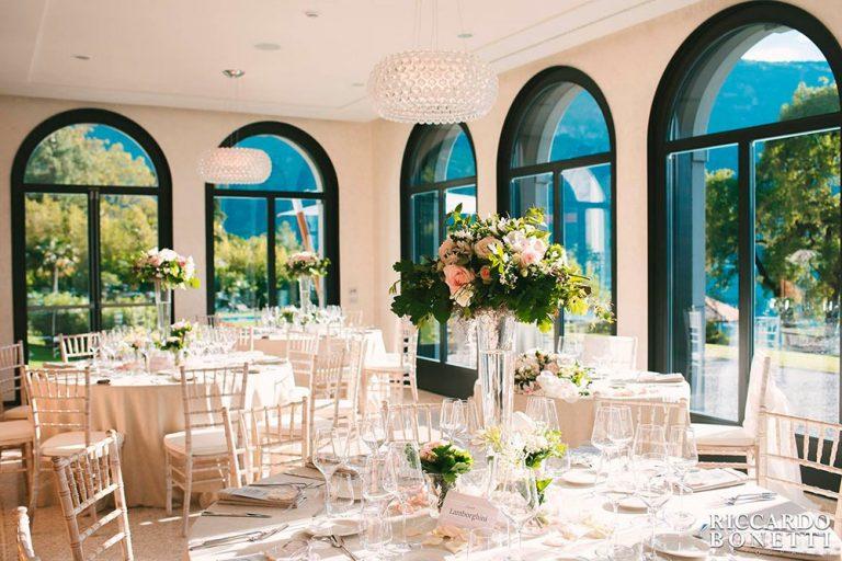 Inside Villa Lario, Lake Como