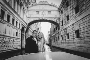 Italian Lake wedding in…Venice??