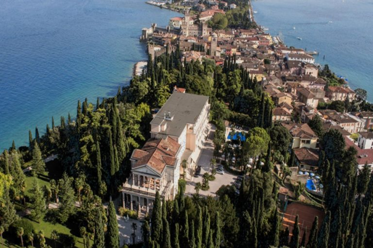 Villa Cortine Palace, Lake Garda