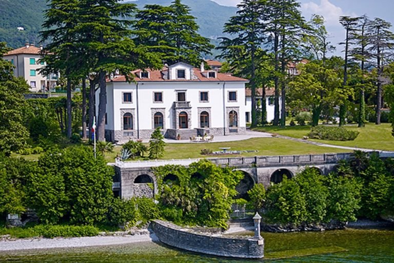 Villa Lario, Lake Como