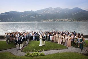 Will & Laury's Lake Como Wedding – Villa Aura