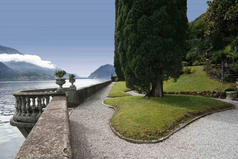 Villa Aura Gardens, Lake Como