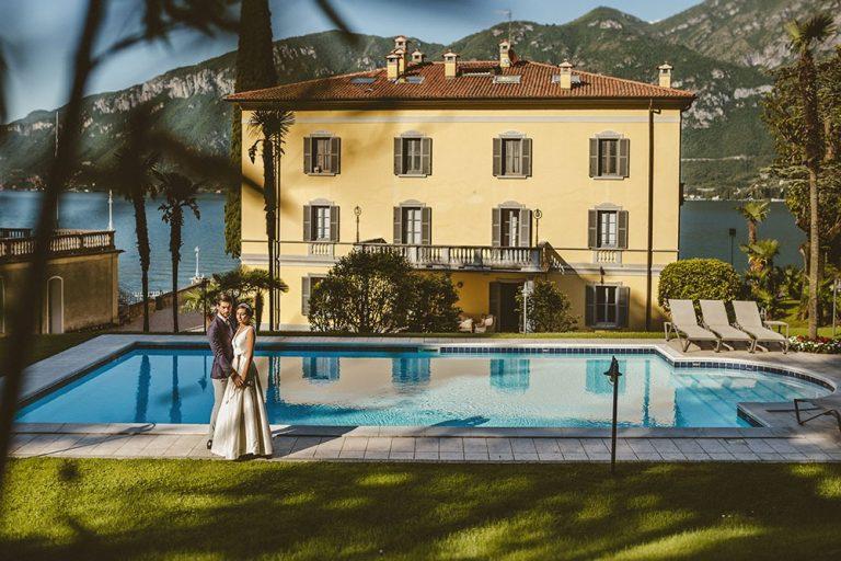 Villa Aura, Lake Como