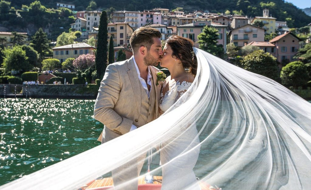 LAKE COMO & GARDA WEDDING PLANNER