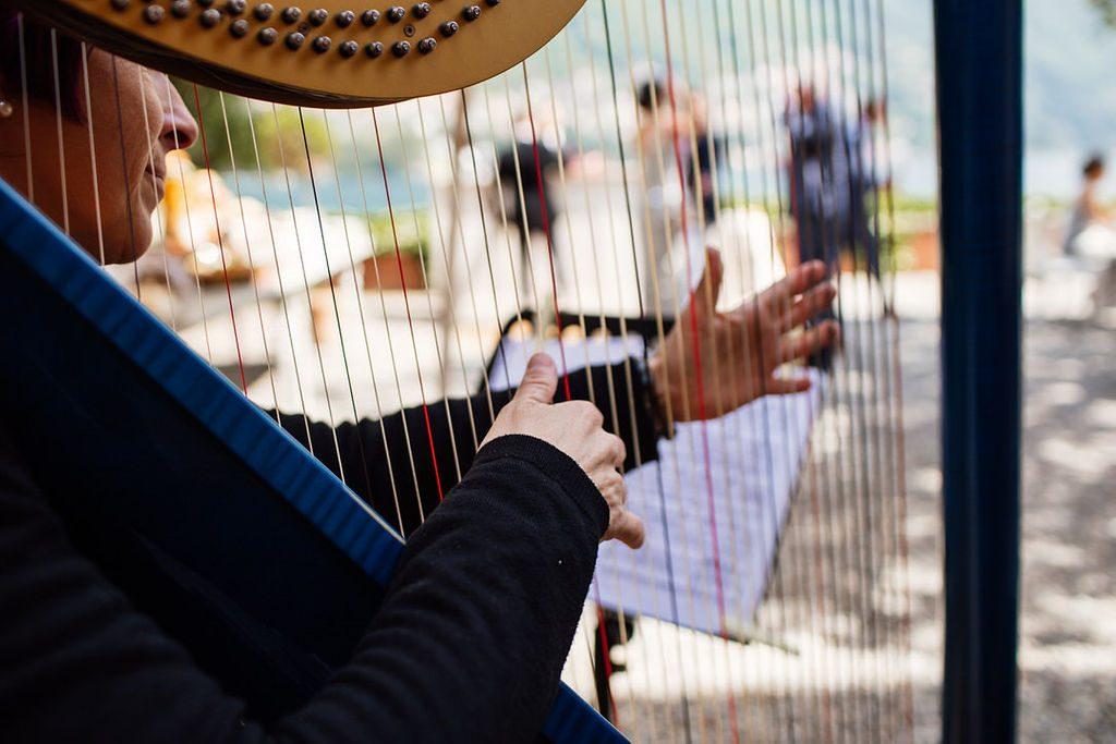 Wedding music in Lake Como